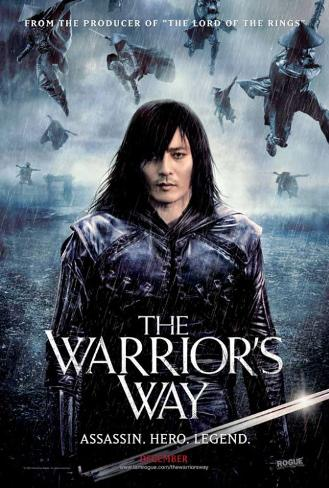The Warrior's Way Masterprint