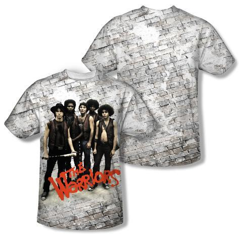 The Warriors - Pose (Front/Back Print) Sublimated
