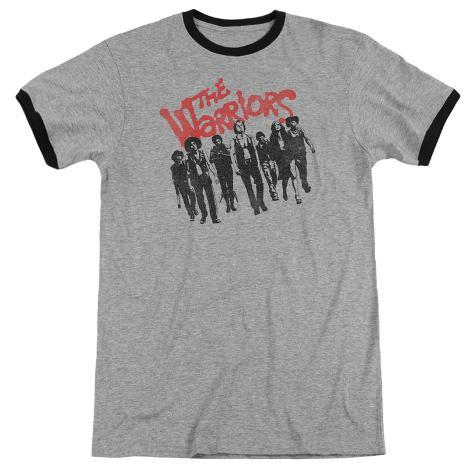 The Warriors- The Gang Ringer T-Shirt