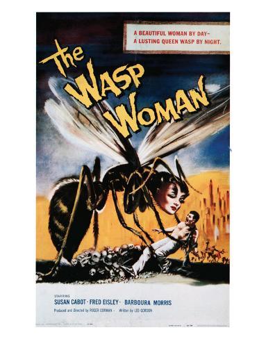 The Wasp Woman - 1959 II Giclee Print