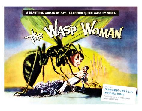 The Wasp Woman - 1959 Giclee Print