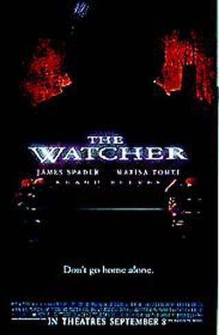 The Watcher Original Poster
