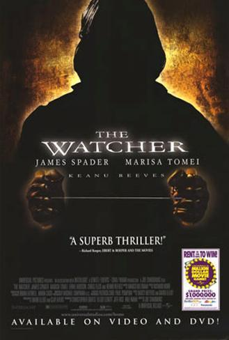 The Watcher Poster