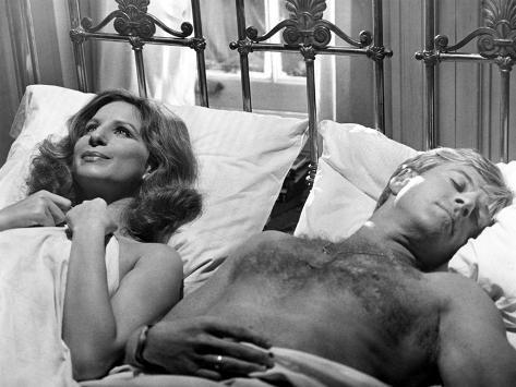 The Way We Were, Barbra Streisand, Robert Redford, 1973 Photo