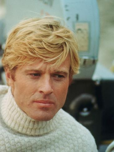 The Way We Were, Robert Redford, 1973 Photo