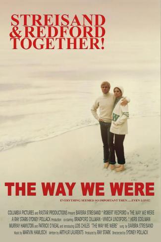 The Way We Were Masterprint