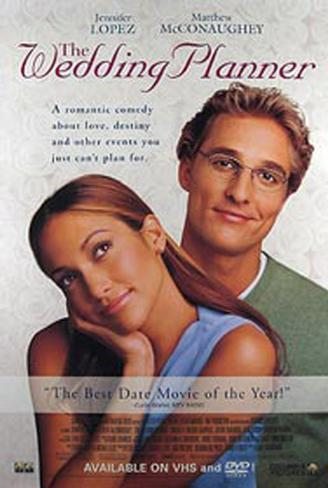 The Wedding Planner Original Poster
