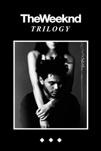 The Weeknd Trilogy Póster