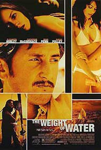 The Weight Of Water Original Poster