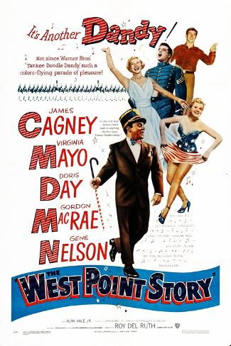 The West Point Story Konstprint