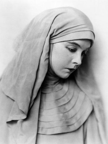 The White Sister, 1923 Photographic Print