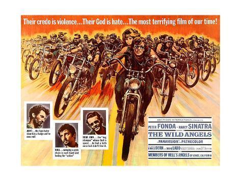 The Wild Angels, 1966 Photo