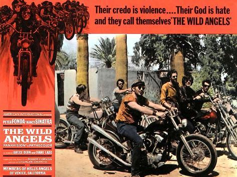 The Wild Angels, Peter Fonda, 1966 Konstprint