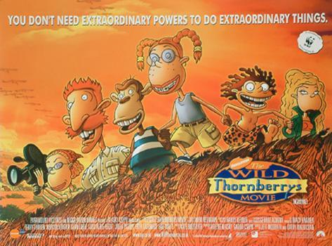 The Wild Thornberry's Movie Póster original