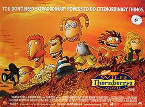 The Wild Thornberry's Originalposter
