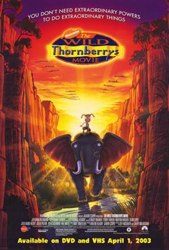 The Wild Thornberrys Movie Original Poster