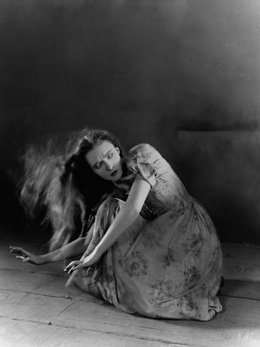 The Wind, 1928 Photographic Print