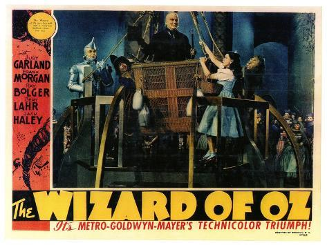 The Wizard of Oz, 1939 Art Print