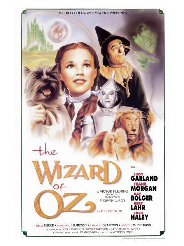 The Wizard of Oz, 1939 Premium Giclee Print