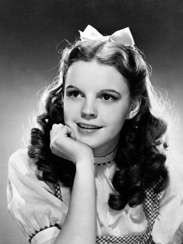 The Wizard of Oz, Judy Garland, Directed by Victor Fleming, 1939 Premium Photographic Print