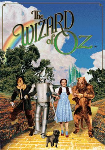 The Wizard Of Oz Print Allposters Co Uk