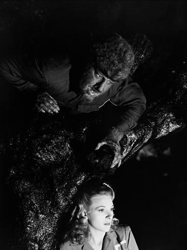 The Wolf Man, 1941 Photographic Print