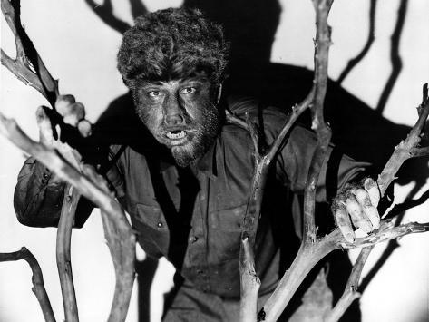 The Wolf Man, Lon Chaney, Jr., 1941 Foto