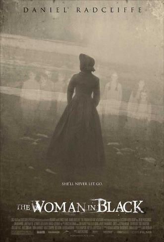 The Woman in Black Masterprint