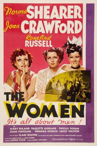 The Women, 1939 Giclee Print