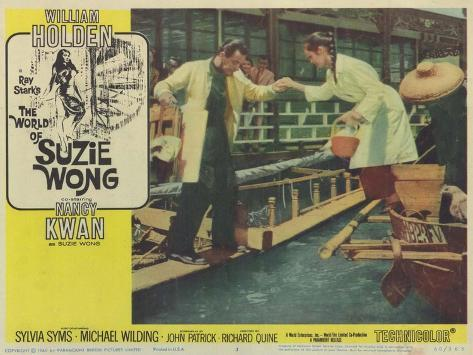 The World of Suzie Wong, 1960 アートプリント