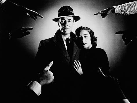 The Wrong Man, 1956 Photographic Print