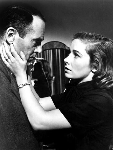 The Wrong Man, Henry Fonda, Vera Miles, 1956 Photo