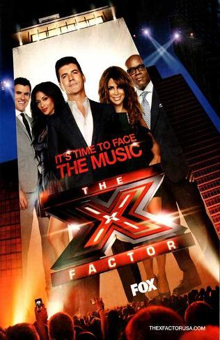 The X Factor Masterprint