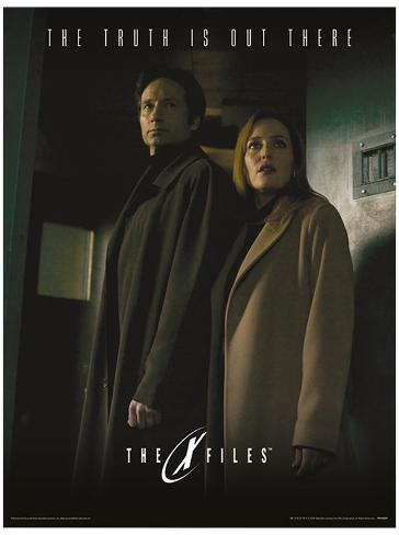 The X-Files - The Truth Is Out There Masterprint
