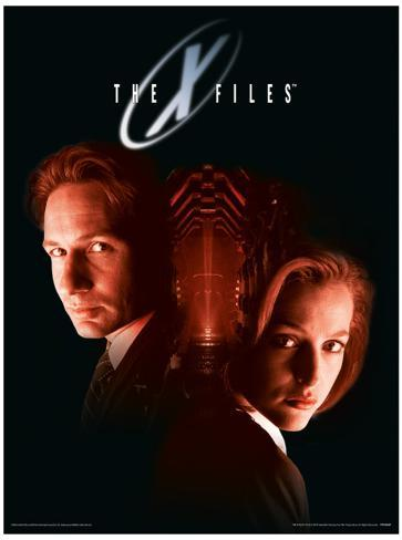 The X-Files - Vault Masterprint