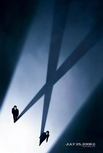 The X Files Póster original