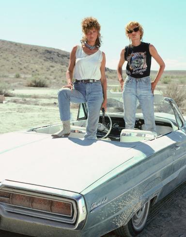 Thelma & Louise Photo