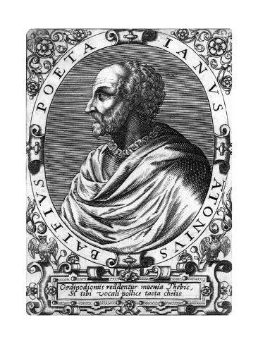 Jean Antoine de Baif Giclee Print