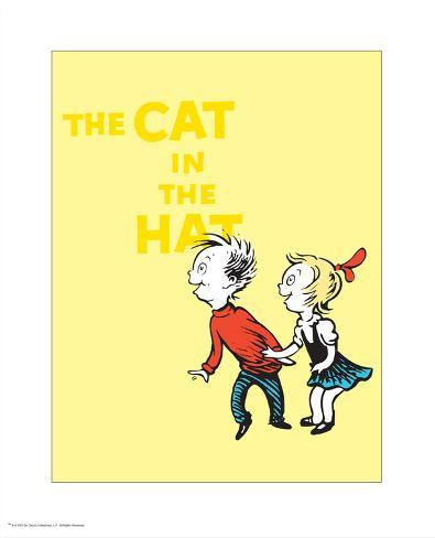 オールポスターズの セオドア dr seuss デマース cat in the hat