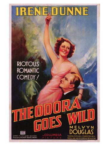 Theodora Goes Wild, 1936 Art Print