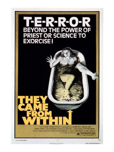 They Came From Within, (aka Shivers), 1975 Fotografia