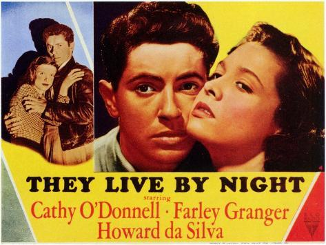 They Live by Night, 1948 Art Print