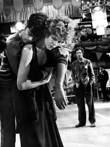 They Shoot Horses Don't They?, Michael Sarrazin, Jane Fonda, Bruce Dern, 1969 Photo