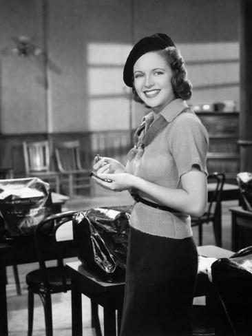 They Won't Forget, 1937 Impressão fotográfica