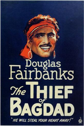 Thief of Bagdad Masterprint