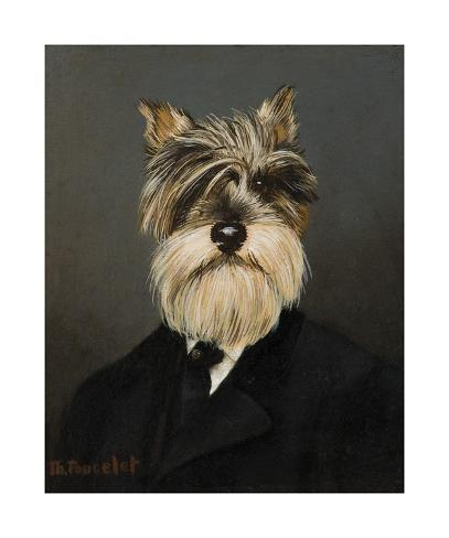 Count Tolstoi Premium Giclee Print By Thierry Poncelet At