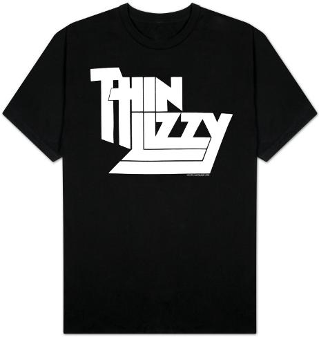 Thin Lizzy - Logo T-Shirt