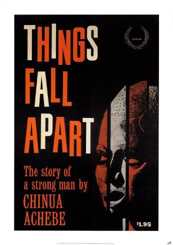 things fall apart by chinua achebe posters at allposterscom