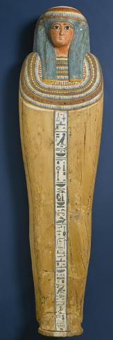 Coffin of Shep En-Mut, 800 BC Photographic Print
