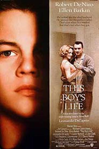 This Boy's Life Double-sided poster